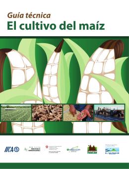 Guía técnica El cultivo del maíz.