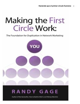 Haciendo que el primer círculo funcione 0