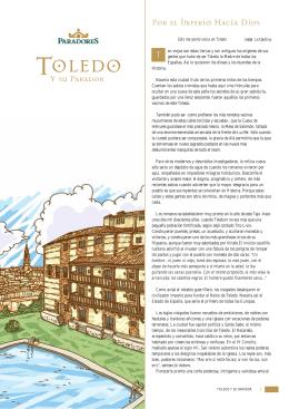 Toledo y su Parador [folleto]