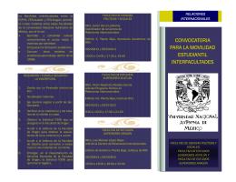 folleto interfacultades RR.II (nov 2012).pub - FES Aragón