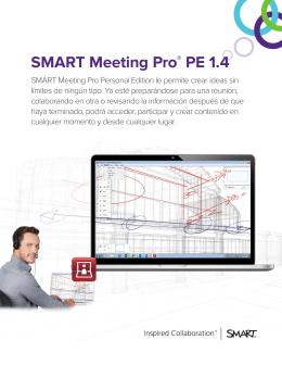 SMART Meeting Pro® PE 1.4