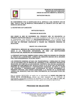 AHORRO DEL AGUA - Alcaldía de Dosquebradas