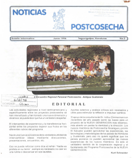 Boletin Junio 1994 N 2