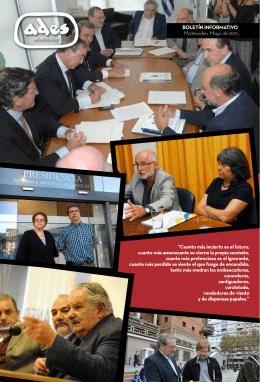 Descargar Boletín ADES Montevideo Mayo de 2013