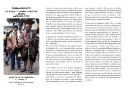 Folleto para Chinchón exposoción + curr. vitae.qxp