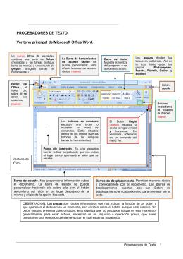 word-esquema - Gobierno de Canarias