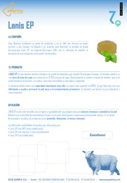 Descargar pdf - Zeus Química