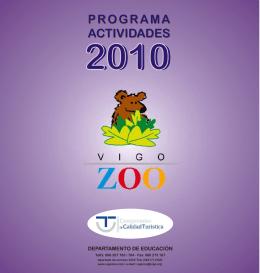 programa - Consellería de Educación e Ordenación Universitaria