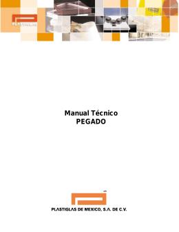 Manual Técnico PEGADO