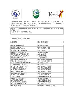 Descarga en PDF - Grupo Mesófilo AC