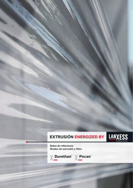 EXTRUSIÓN ENERGIZED BY