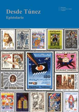 Desde Túnez. Epistolario - Ministerio de Educación, Cultura y Deporte