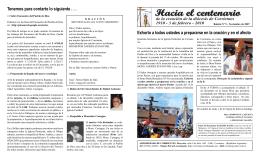 Nº 5-noviembre de 2007 - Arzobispado de Corrientes