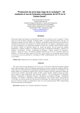 Extracto Tesis - DSpace en ESPOL