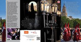 CHoly Weekc - Turismo de Murcia