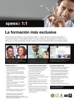 speexx 1:1
