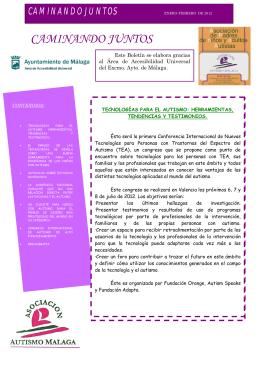 Boletín Enero - Febrero 2012