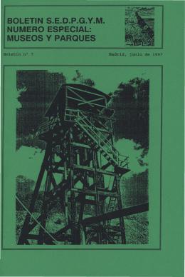 Boletín de la Sociedad Española para la Defensa del Patrimonio