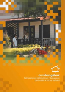 Descargue Catálogo Bungalows 2011