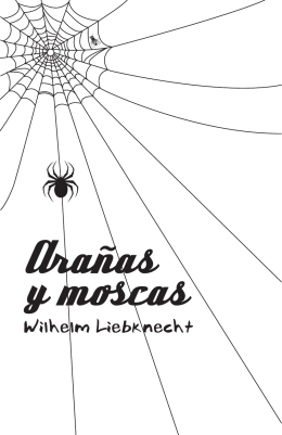 Arañas y moscas - Partido Comunista de México