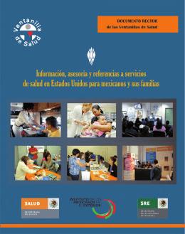 Ventanillas de salud - Mexico Border Health Commission