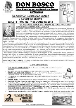 DOMINGO DE CORPUS