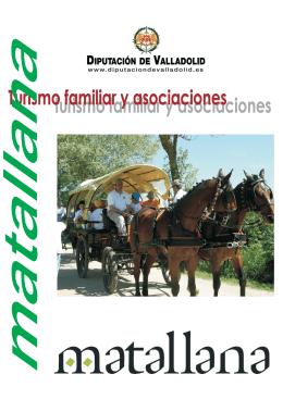turismo familiar.cdr - Diputación de Valladolid