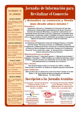 Folleto Publicidad Jornadas Corazon.pub