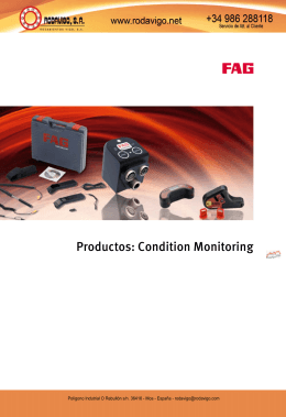 04 Productos, Condition Monitoring