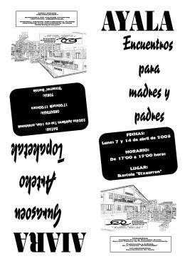 AYALA-AIARA abril`2008 folleto
