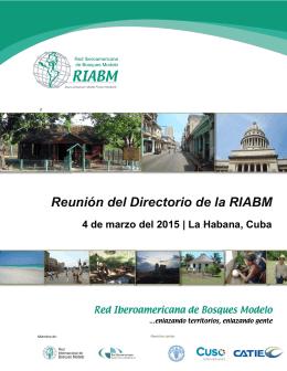 Descargar PDF - Red Iberoamericana de Bosques Modelo