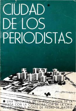 Ciudad de los Periodistas - Asociación de la Prensa de Madrid