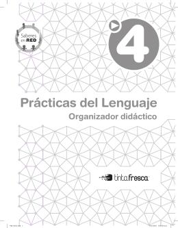 Prácticas del lenguaje 4 - Saberes en red