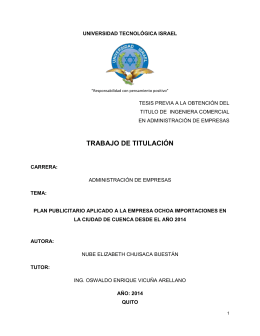 TRABAJO DE TITULACIÓN