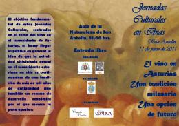 Folleto Ibias 2011 - VINO CALIDAD CANGAS