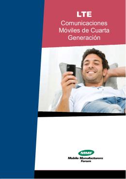 LTE Comunicaciones Móviles de Cuarta Generación