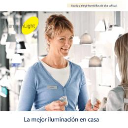Guía para distribuidores de bombillas