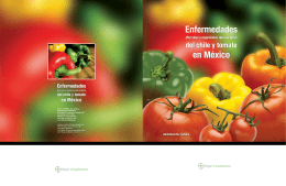 Manual Virus y BNC - Bayer CropScience Mexico