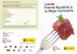 Premio Nacional a la Mejor Carnicería