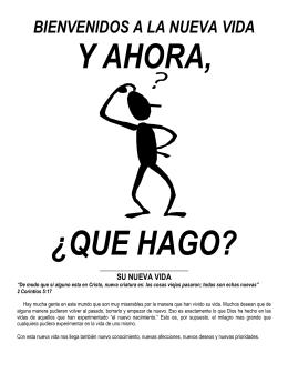 Y AHORA ¿QUE HAGO? not Collated