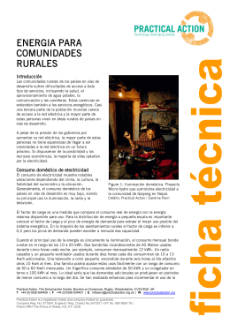 Energy for Rural Communities [en]