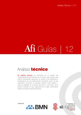 Guía de análisis técnico
