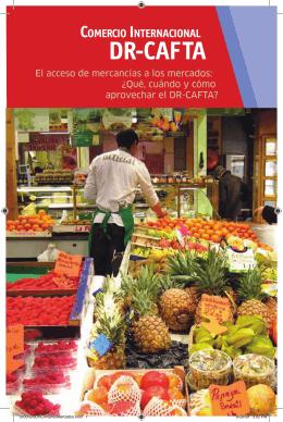 DR-CAFTA: El acceso de mercancías a los mercados
