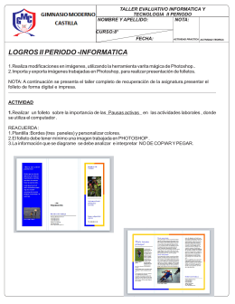 LOGROS II PERIODO