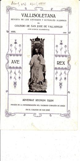 VALLISOLETANA - Asociacion Antiguos Alumnos