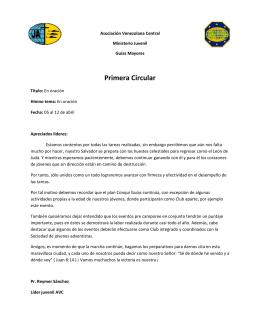 Descargar - Asociación Venezolana Central