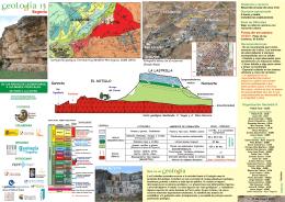 Segovia - Sociedad Geológica de España
