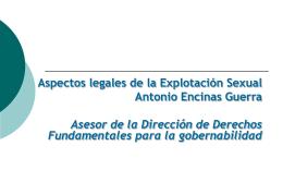 Ver diapositiva - Ministerio de la Mujer y Poblaciones Vulnerables