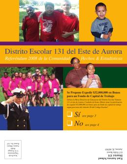 Distrito Escolar 131 del Este de Aurora