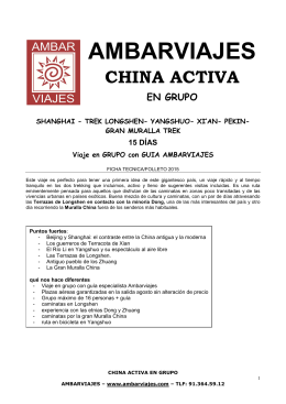 2015 FT CHINA ACTIVA GRUPO